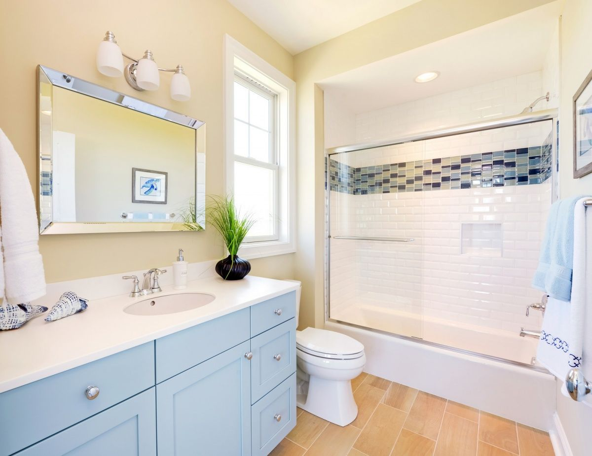 Bathroom featured in The Anegada By Schell Brothers in Sussex, DE