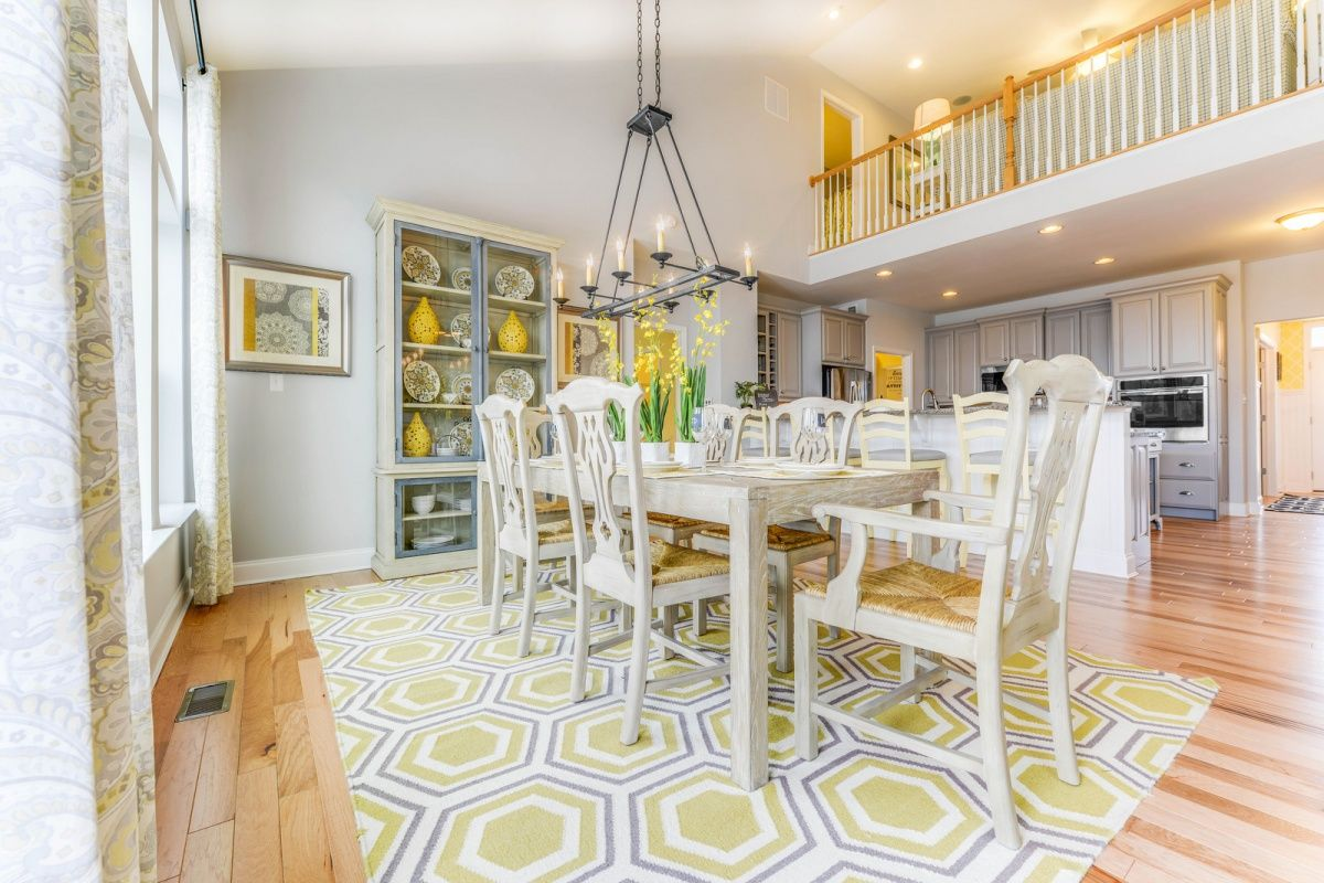 Living Area featured in the Ainsley By Schell Brothers in Sussex, DE