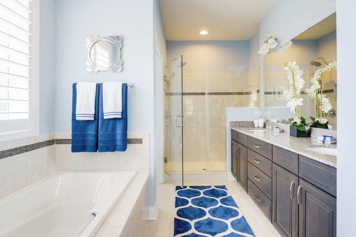 Bathroom featured in the Ainsley By Schell Brothers in Sussex, DE