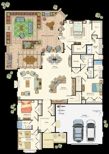 The Cassidy - First Floor