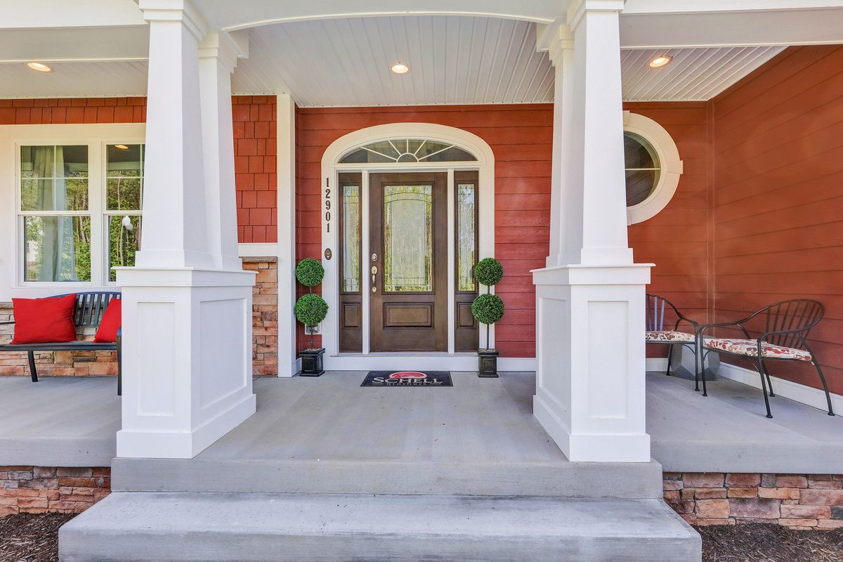 Exterior featured in The Kingfisher By Schell Brothers in Richmond-Petersburg, VA
