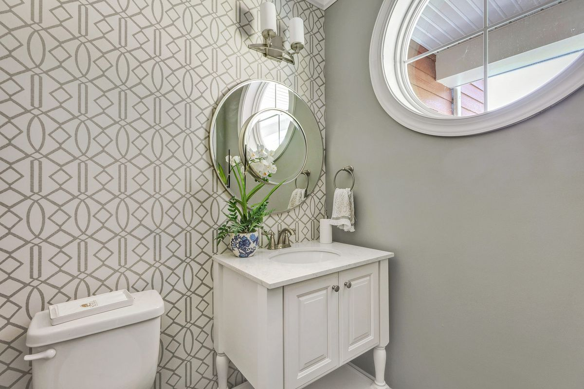 Bathroom featured in The Kingfisher By Schell Brothers in Richmond-Petersburg, VA