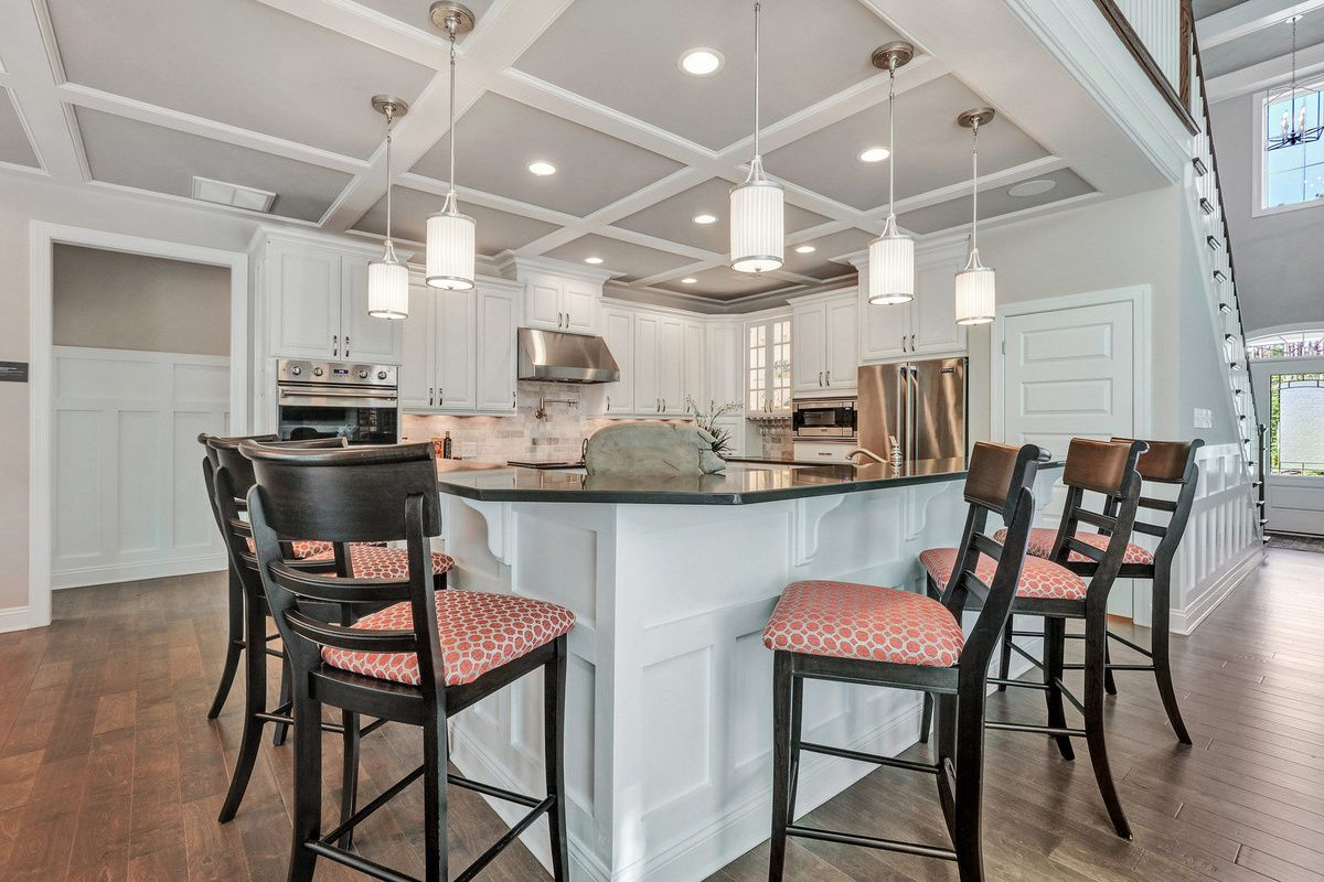 Kitchen featured in The Kingfisher By Schell Brothers in Richmond-Petersburg, VA