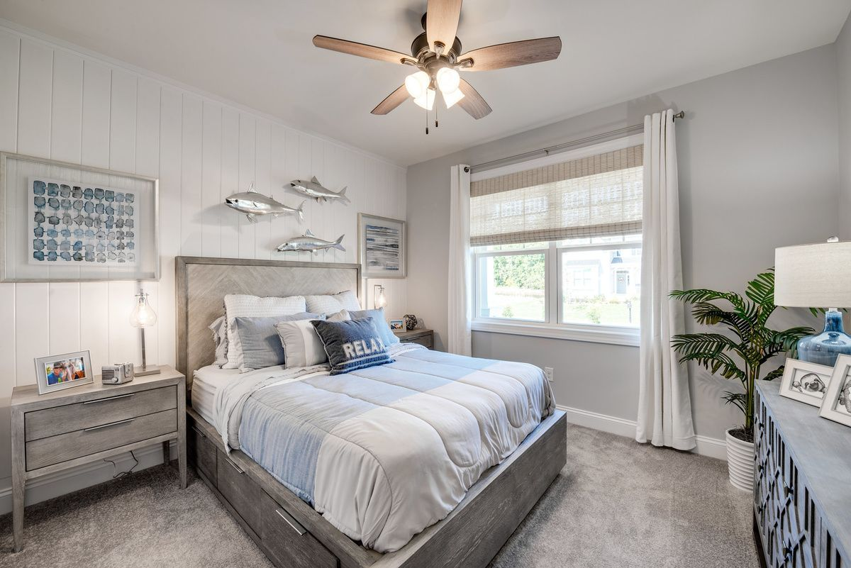 Bedroom featured in The Newport By Schell Brothers in Sussex, DE