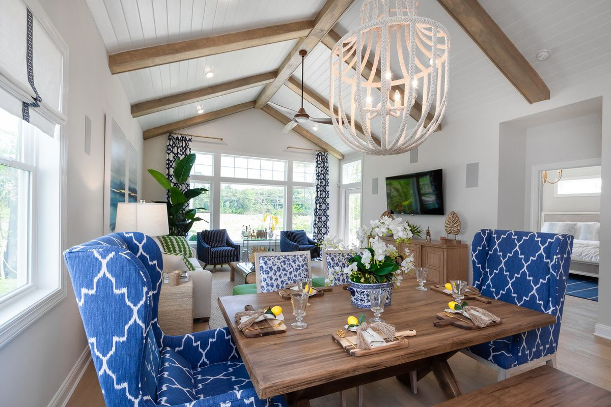Living Area featured in The Bluebell By Schell Brothers in Richmond-Petersburg, VA