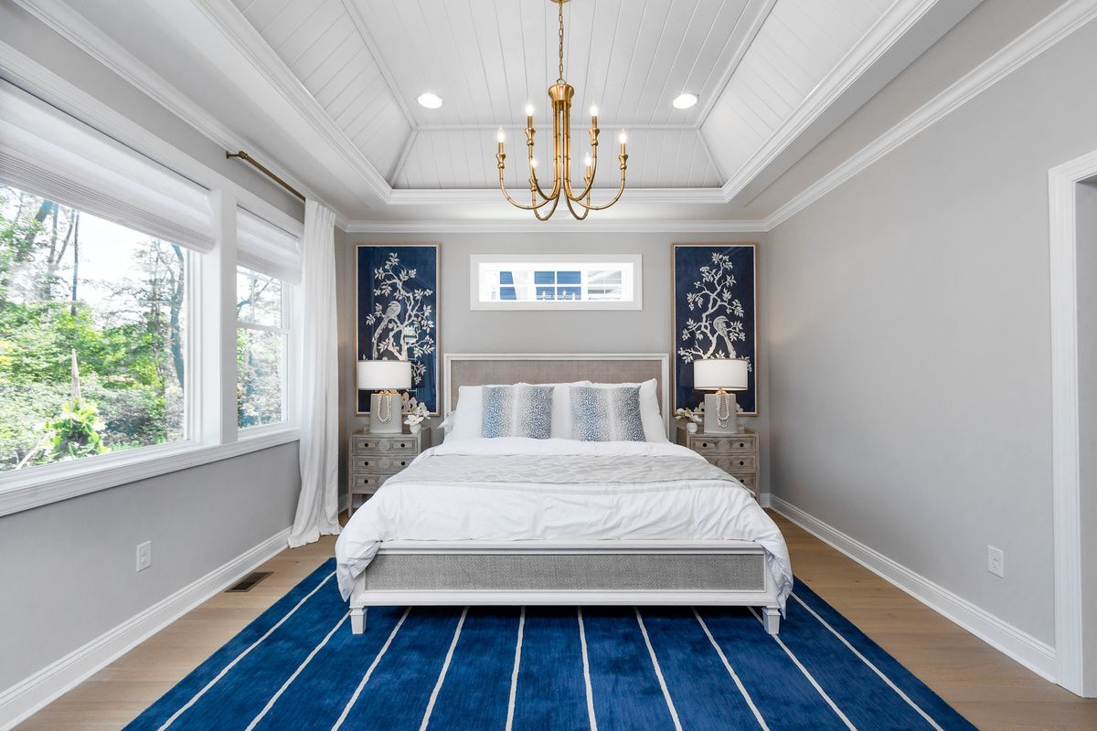 Bedroom featured in The Bluebell By Schell Brothers in Richmond-Petersburg, VA