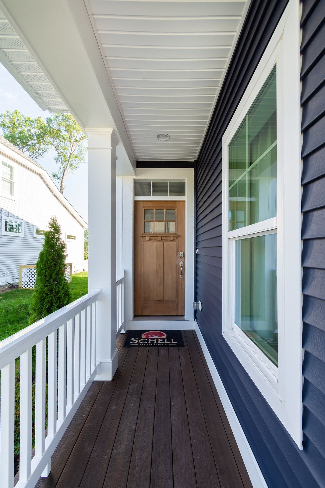 Exterior featured in The Lilac By Schell Brothers in Richmond-Petersburg, VA