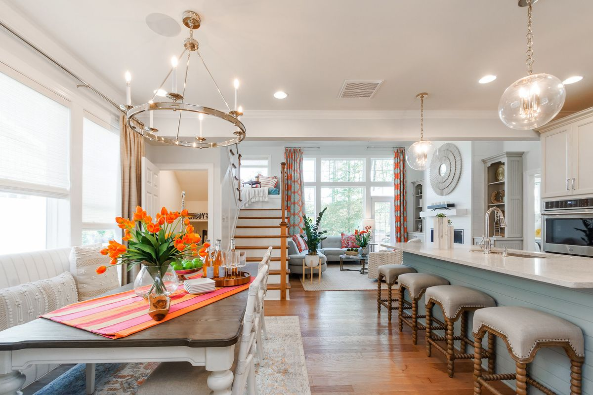 Living Area featured in The Lilac By Schell Brothers in Richmond-Petersburg, VA