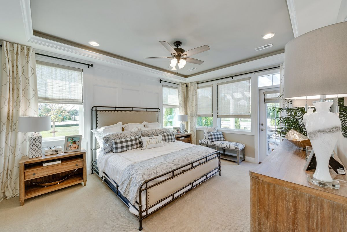 Bedroom featured in The Lilac By Schell Brothers in Sussex, DE