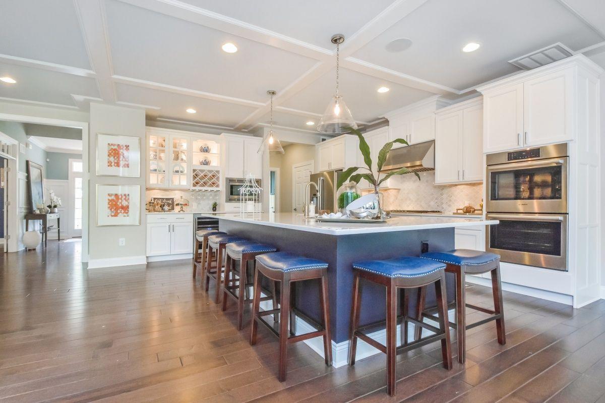Kitchen featured in The Brady By Schell Brothers in Richmond-Petersburg, VA