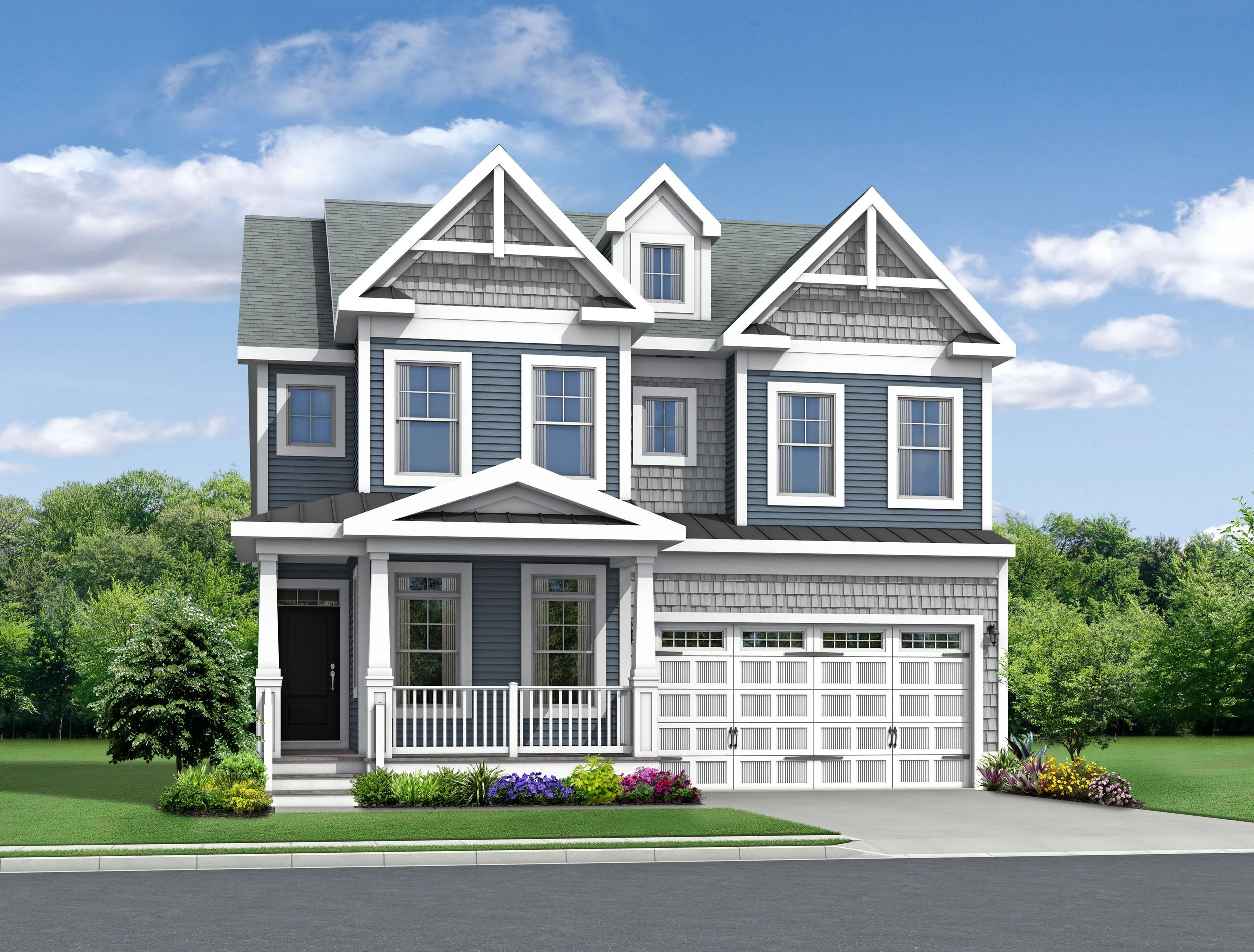 Exterior featured in The Lilac By Schell Brothers in Sussex, DE