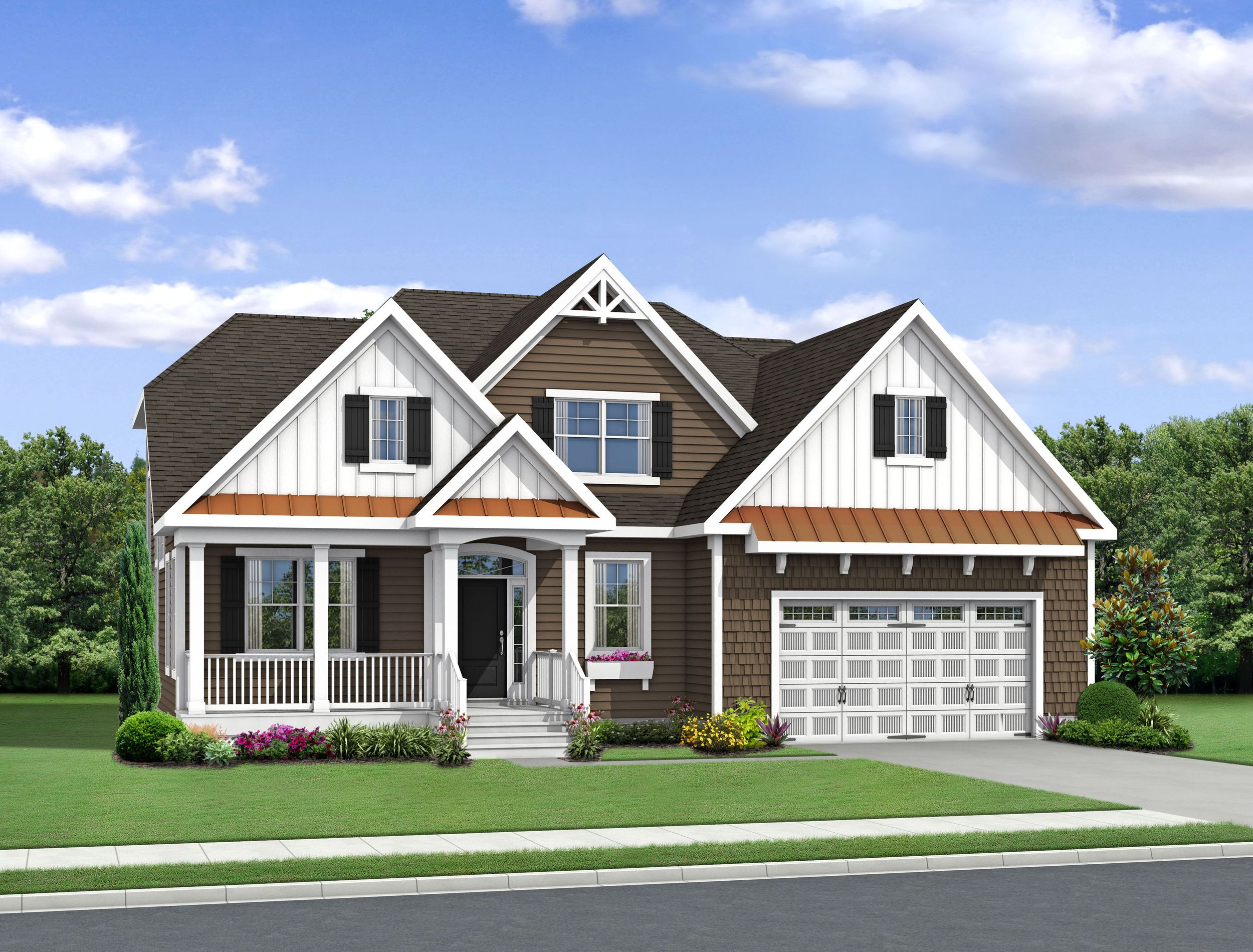 Exterior featured in The Shearwater By Schell Brothers in Richmond-Petersburg, VA