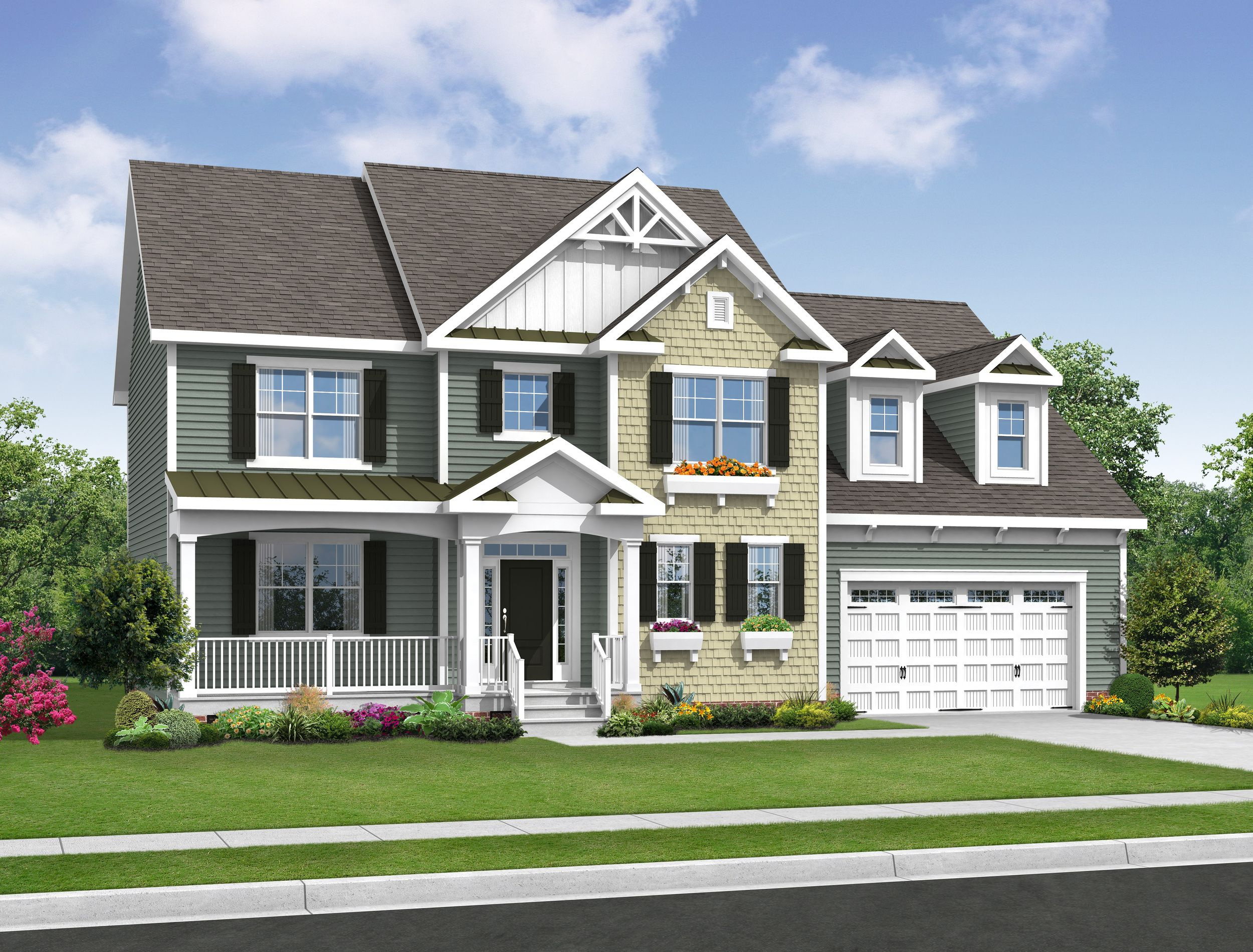 Exterior featured in The Brady By Schell Brothers in Richmond-Petersburg, VA