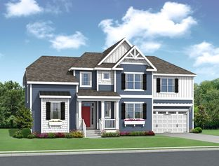 The Bridgeport - Estate Lots on New Road: Lewes, Delaware - Schell Brothers