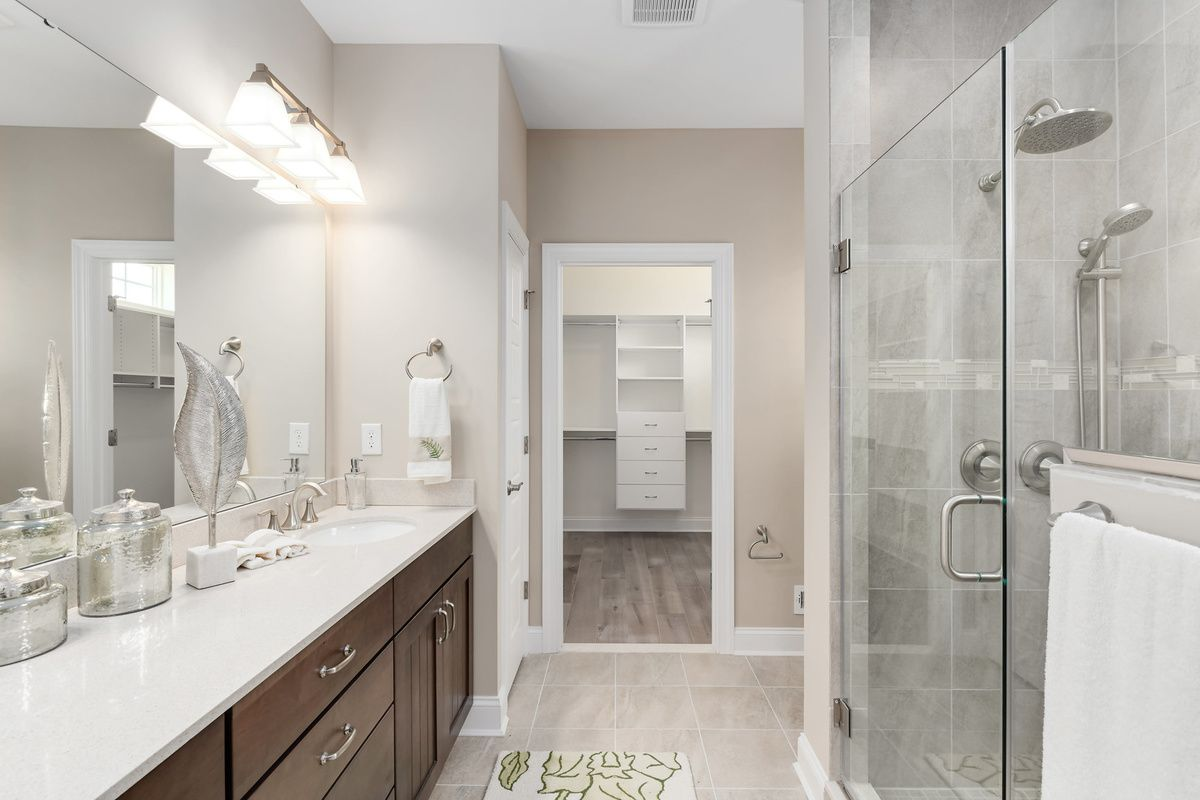 Bathroom featured in The Orchid By Schell Brothers in Richmond-Petersburg, VA