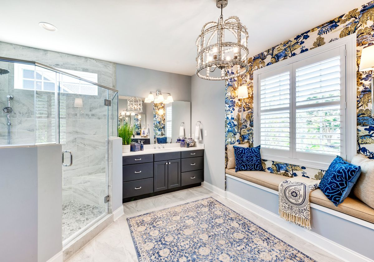Bathroom featured in The Chesapeake By Schell Brothers in Sussex, DE