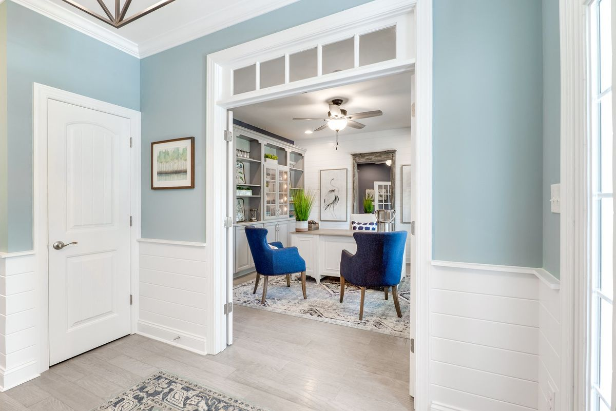 Living Area featured in The Chesapeake By Schell Brothers in Sussex, DE