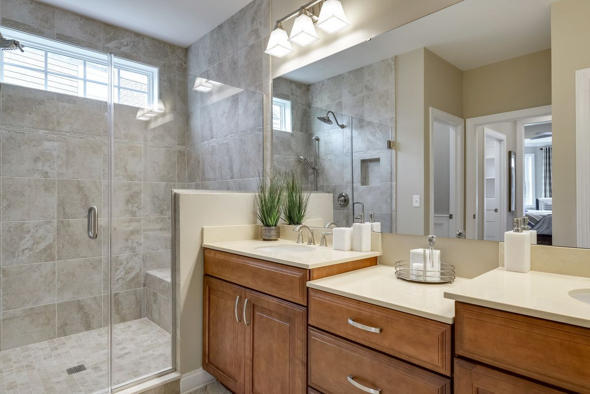 Bathroom featured in The Montauk By Schell Brothers in Sussex, DE