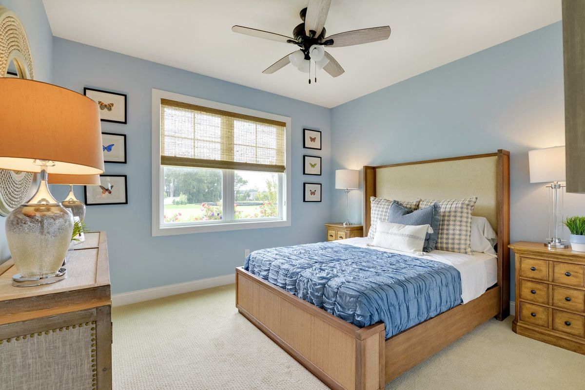 Bedroom featured in The Montauk By Schell Brothers in Sussex, DE