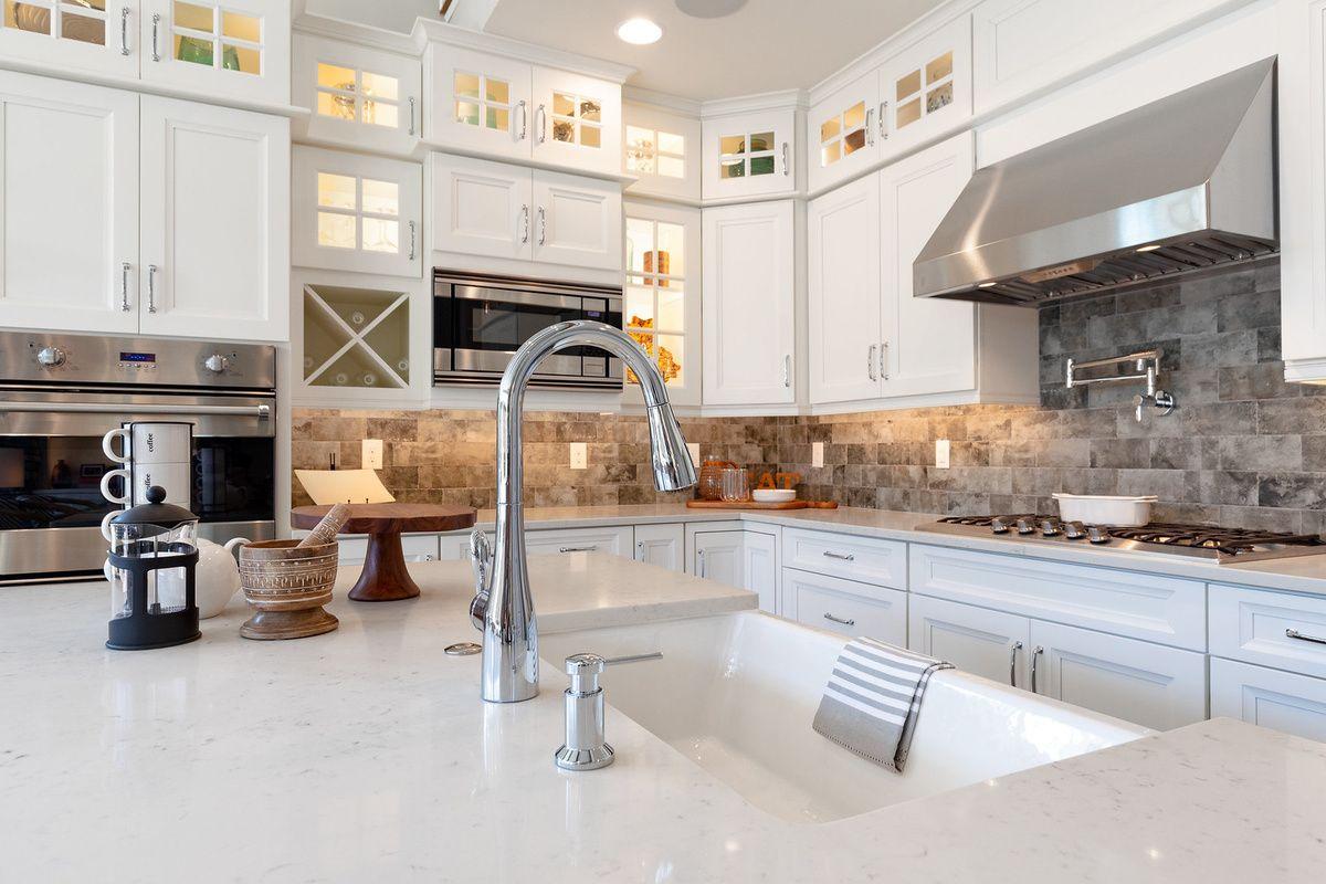 Kitchen featured in The Montauk By Schell Brothers in Richmond-Petersburg, VA