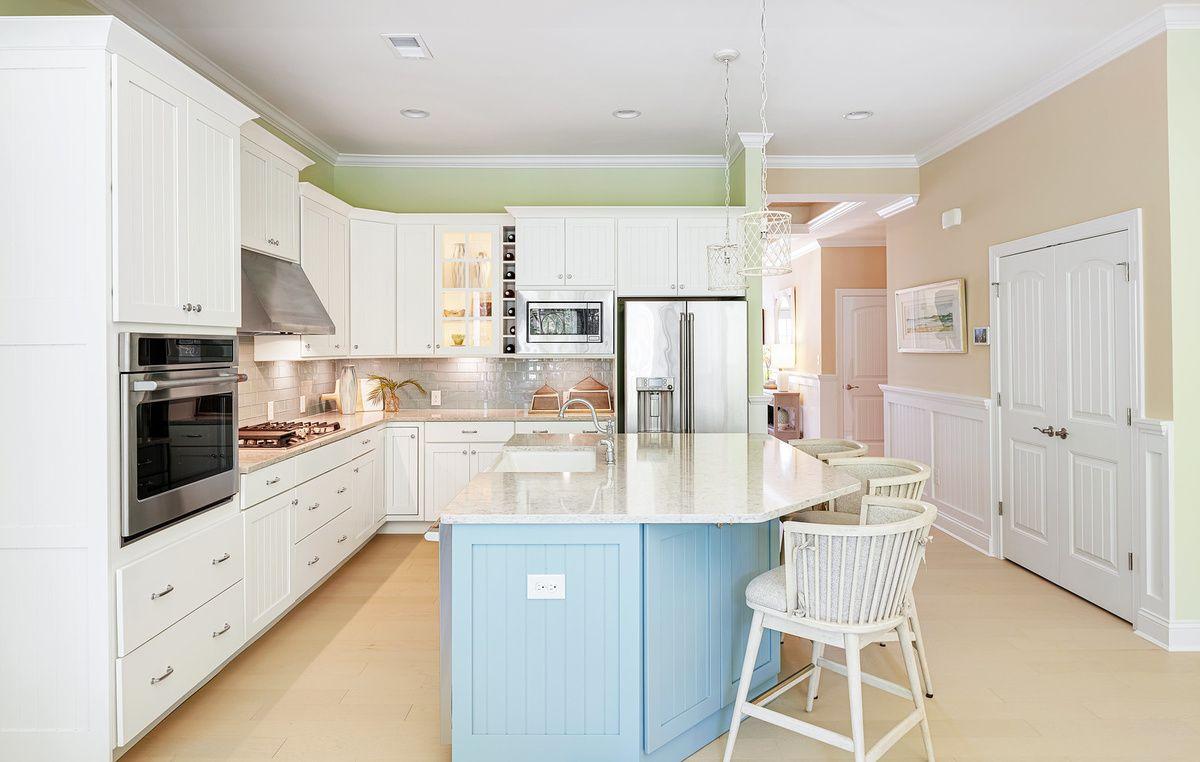 Kitchen featured in The Heather By Schell Brothers in Richmond-Petersburg, VA
