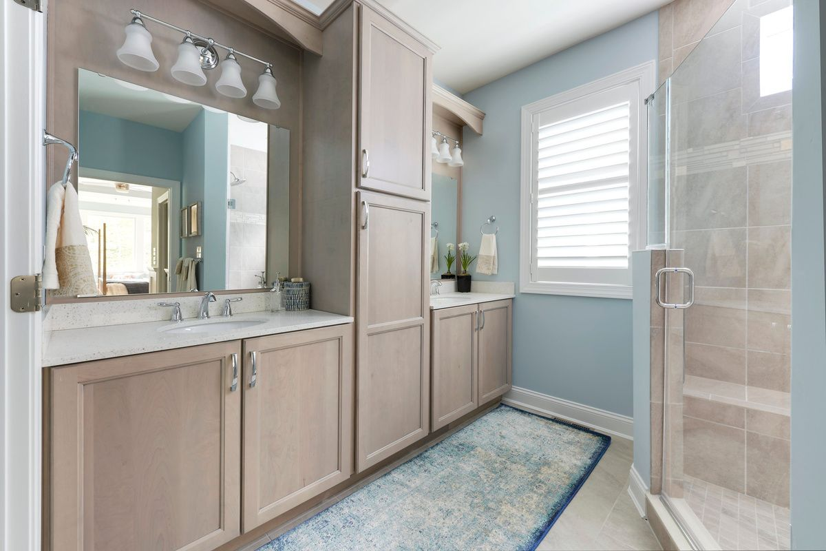 Bathroom featured in The Heather By Schell Brothers in Richmond-Petersburg, VA