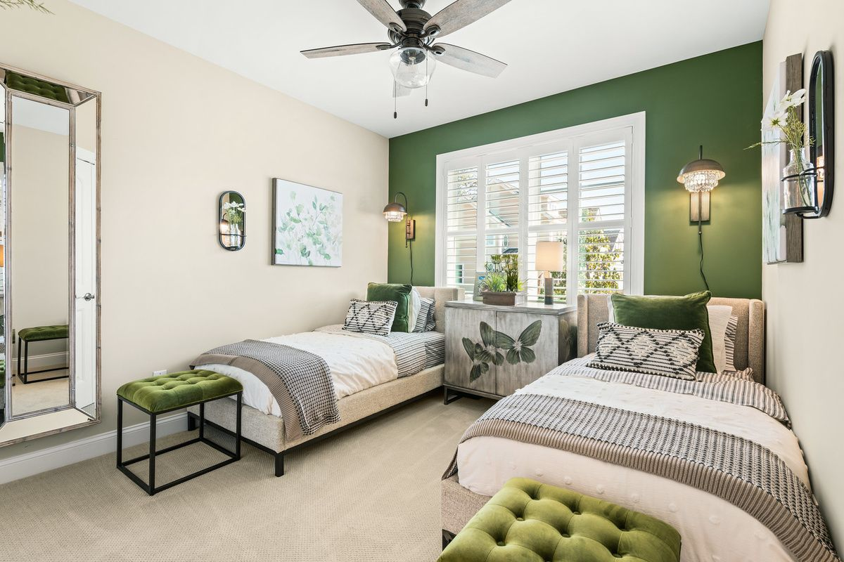 Bedroom featured in The Heather By Schell Brothers in Richmond-Petersburg, VA