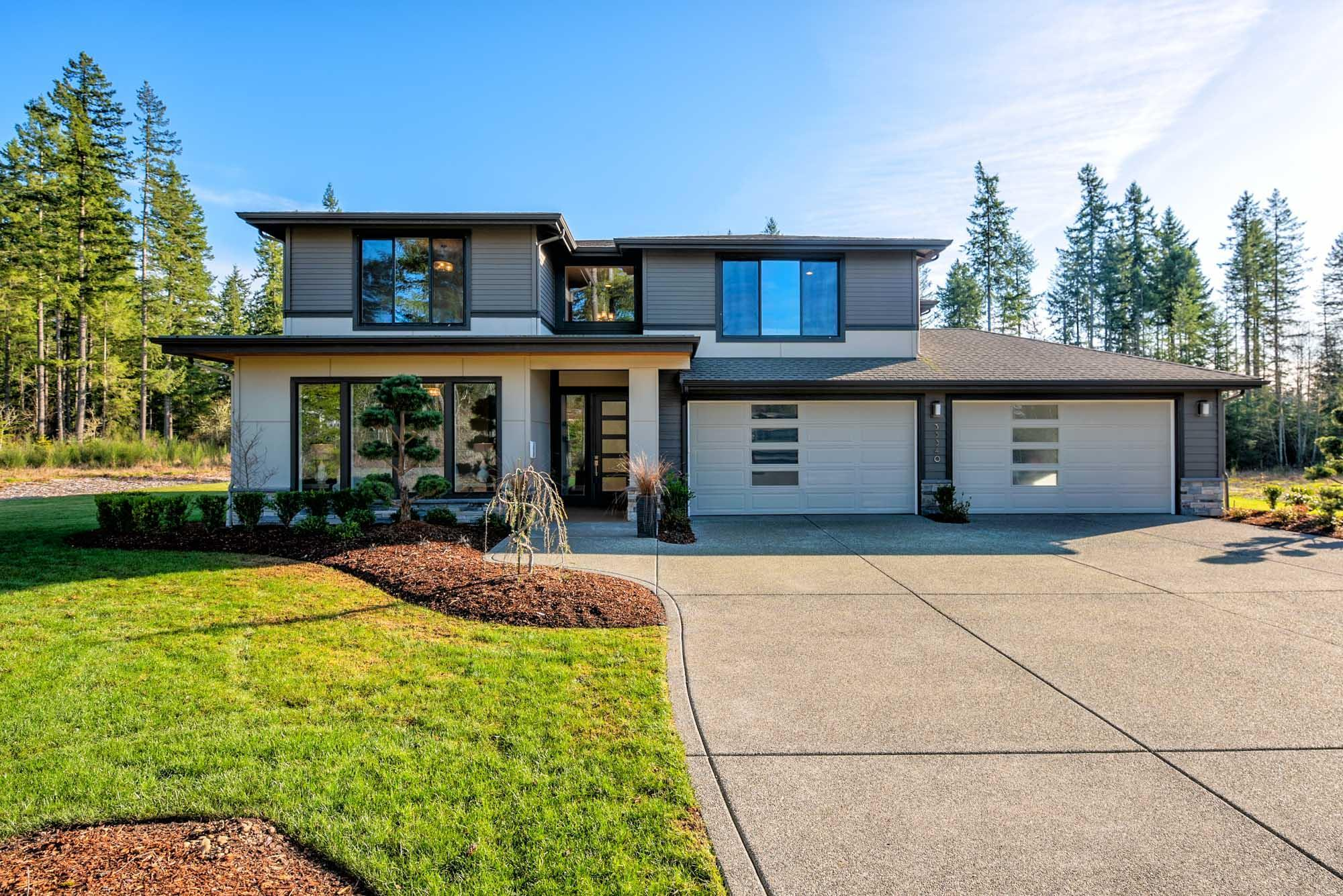 Exterior featured in the Plan 263 By Schneider Family Homes in Seattle-Bellevue, WA