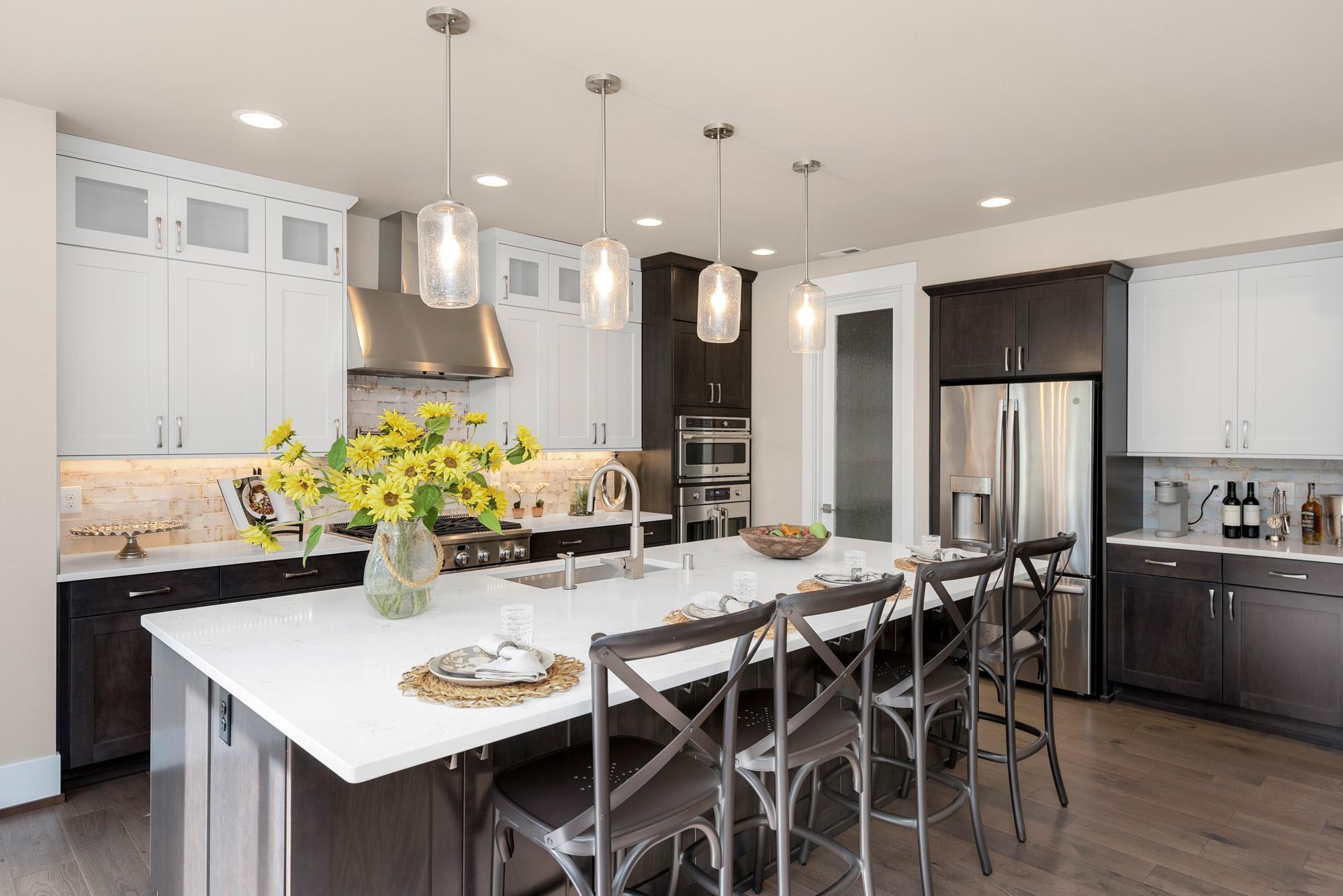 Kitchen featured in the Plan 263 By Schneider Family Homes in Seattle-Bellevue, WA
