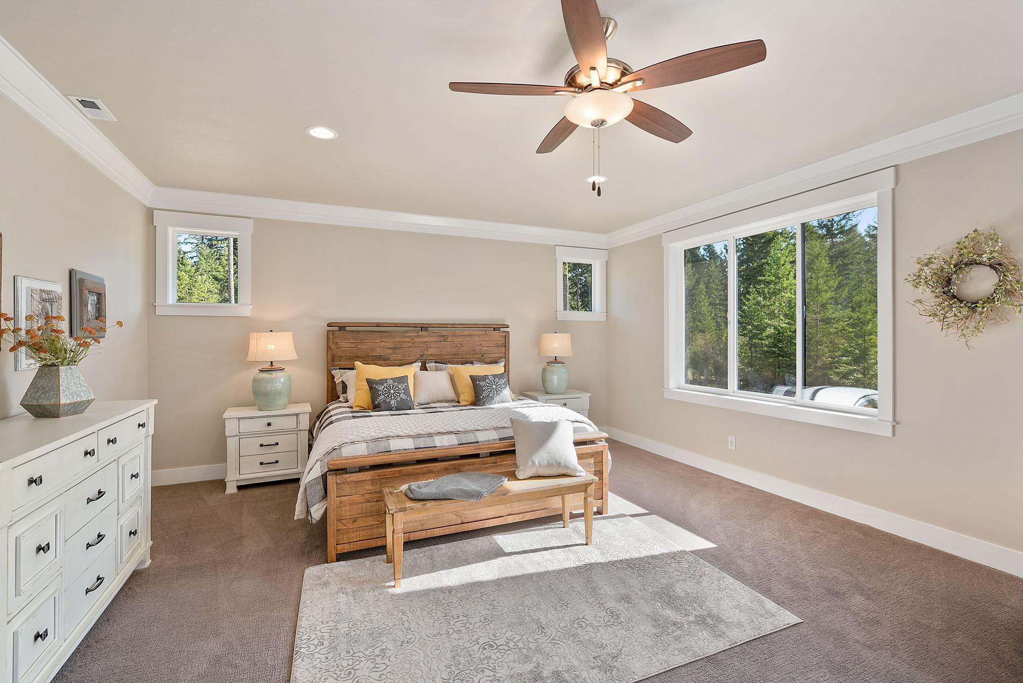 Bedroom featured in the Plan 263 By Schneider Family Homes in Seattle-Bellevue, WA
