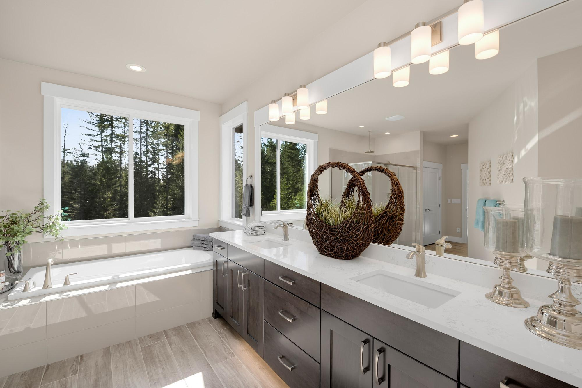 Bathroom featured in the Plan 263 By Schneider Family Homes in Seattle-Bellevue, WA