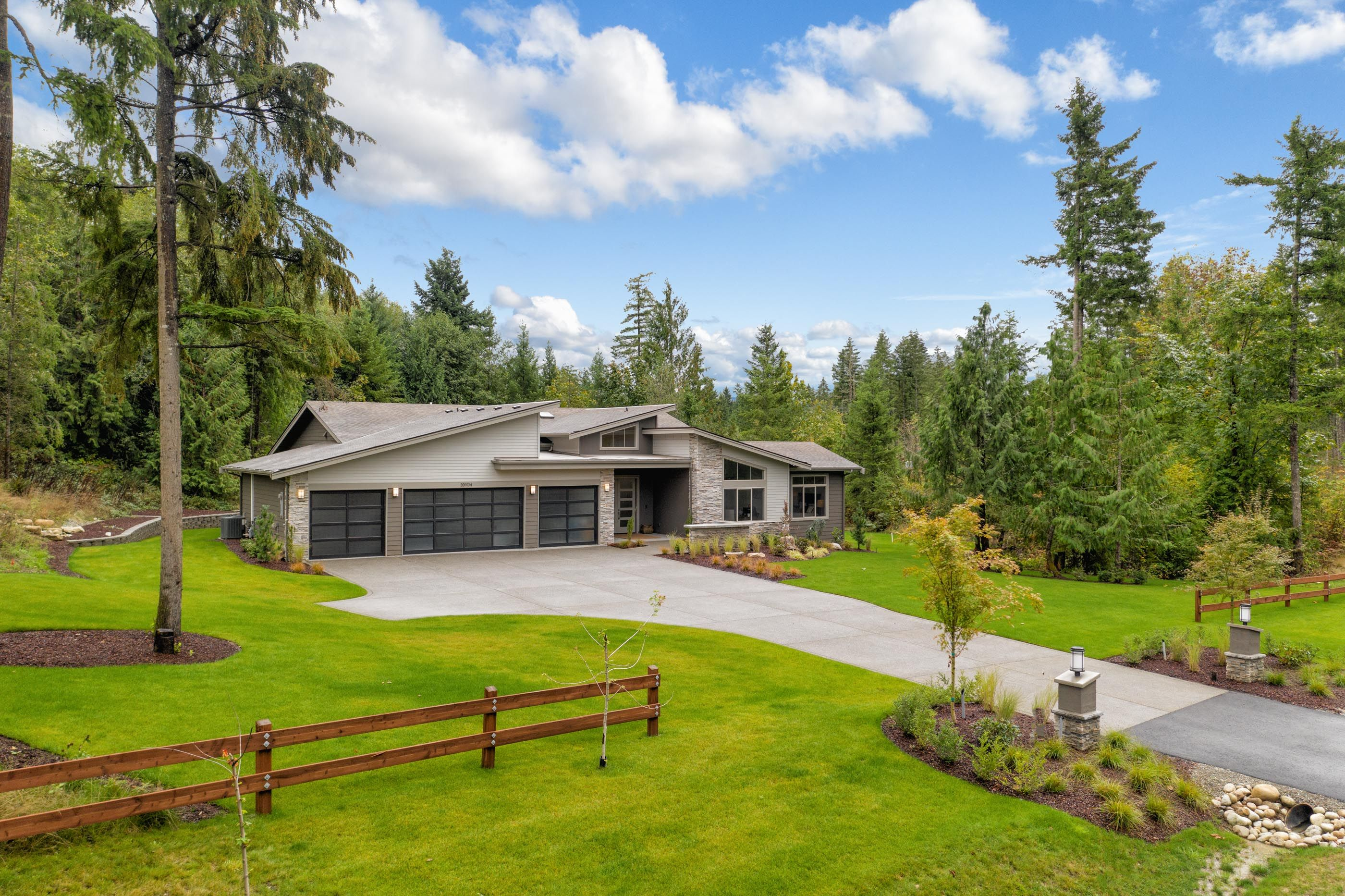 Exterior featured in the Plan 164 By Schneider Family Homes in Seattle-Bellevue, WA