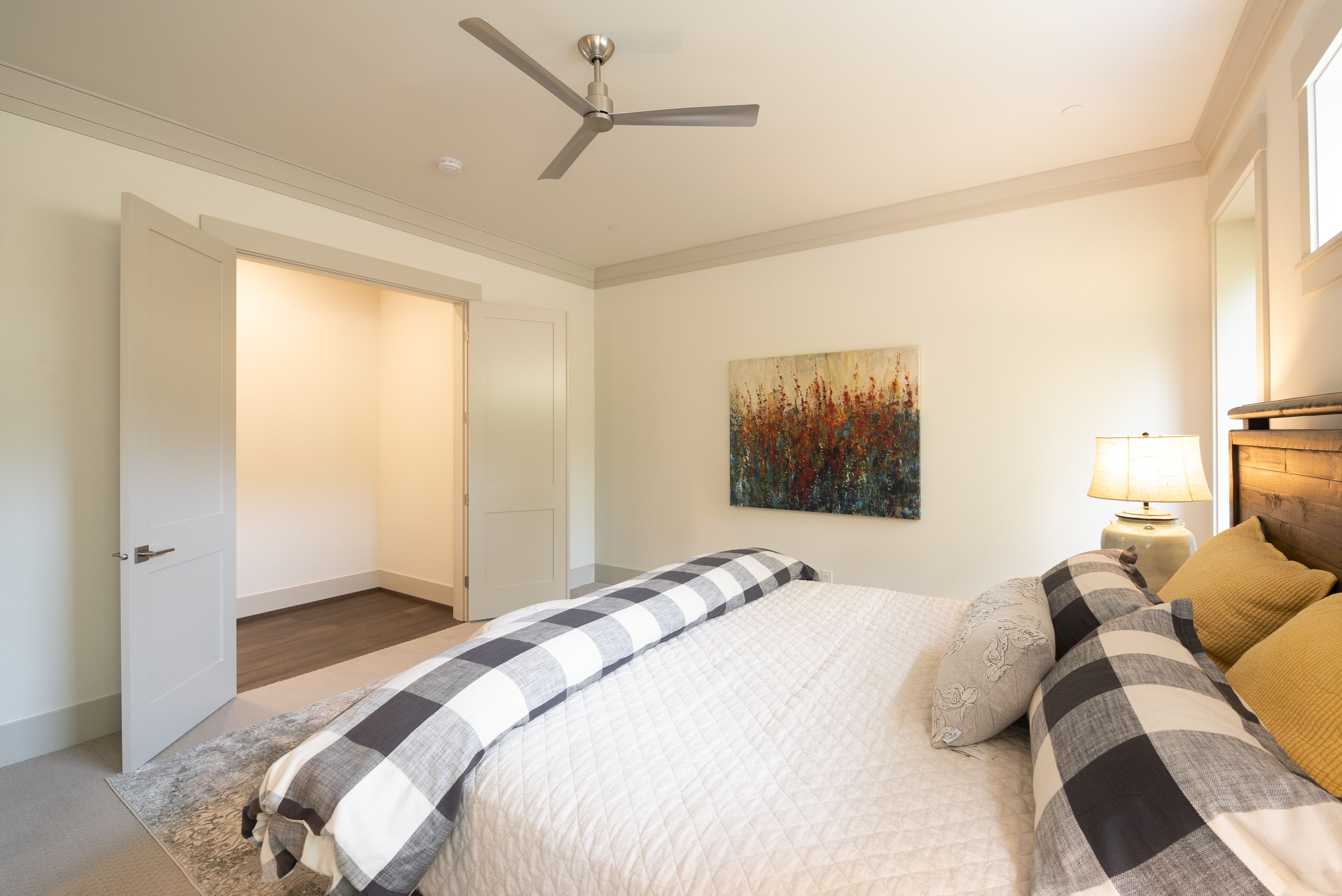 Bedroom featured in the Plan 164 By Schneider Family Homes in Seattle-Bellevue, WA