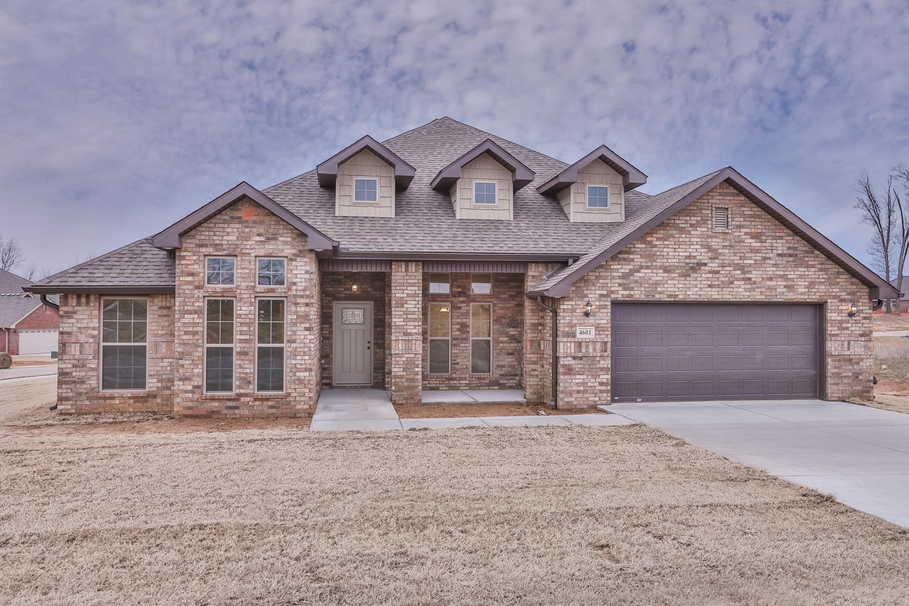 Exterior featured in the 2600T Series By Schuber Mitchell Homes in Joplin, MO