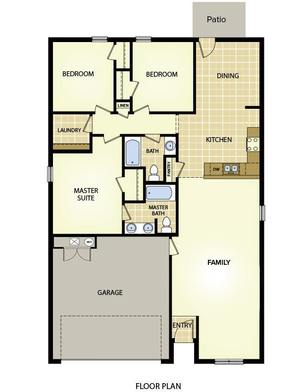 3 Bedroom Option