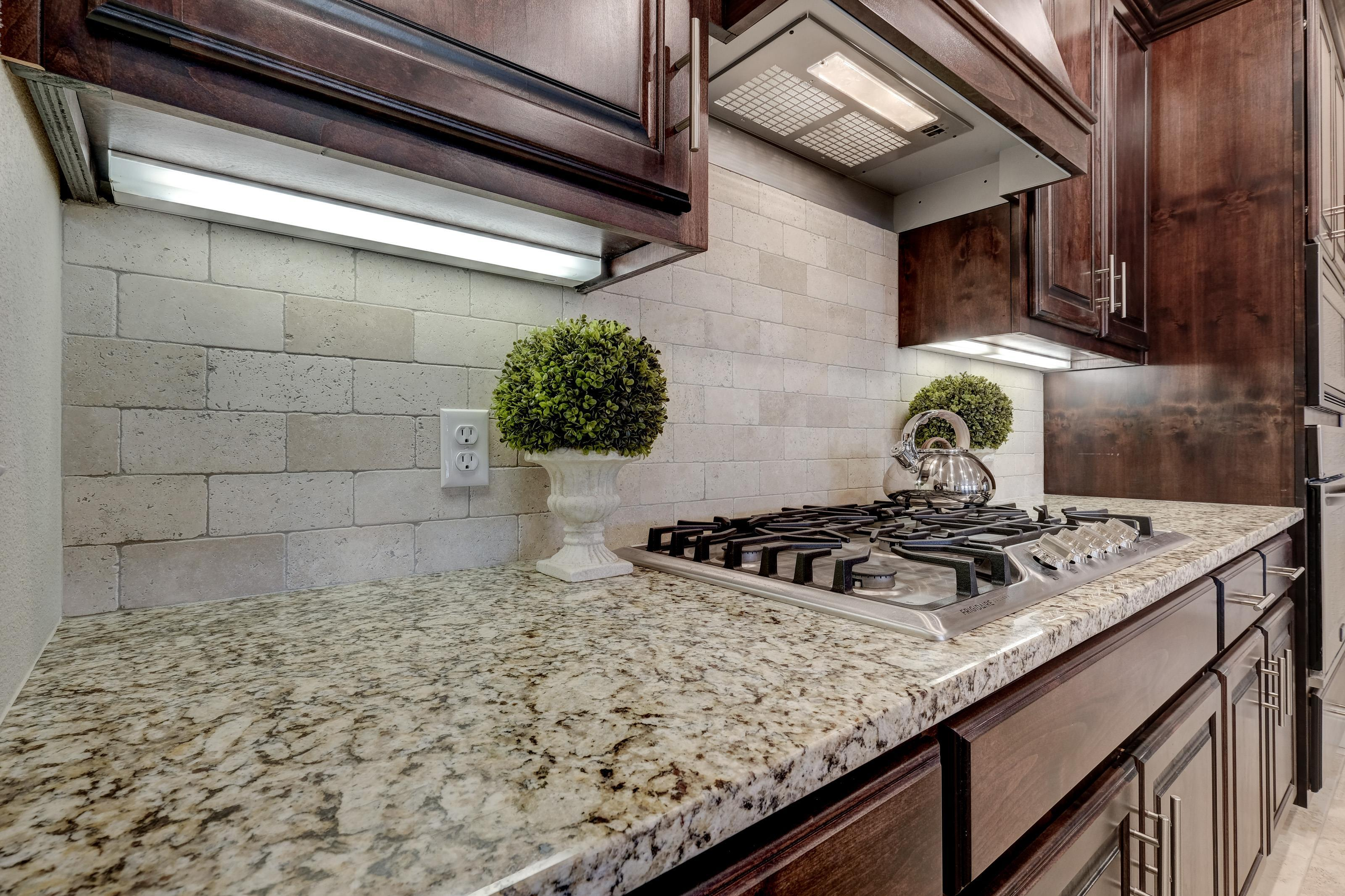 Kitchen featured in the 2600T Series By Schuber Mitchell Homes in Fayetteville, AR