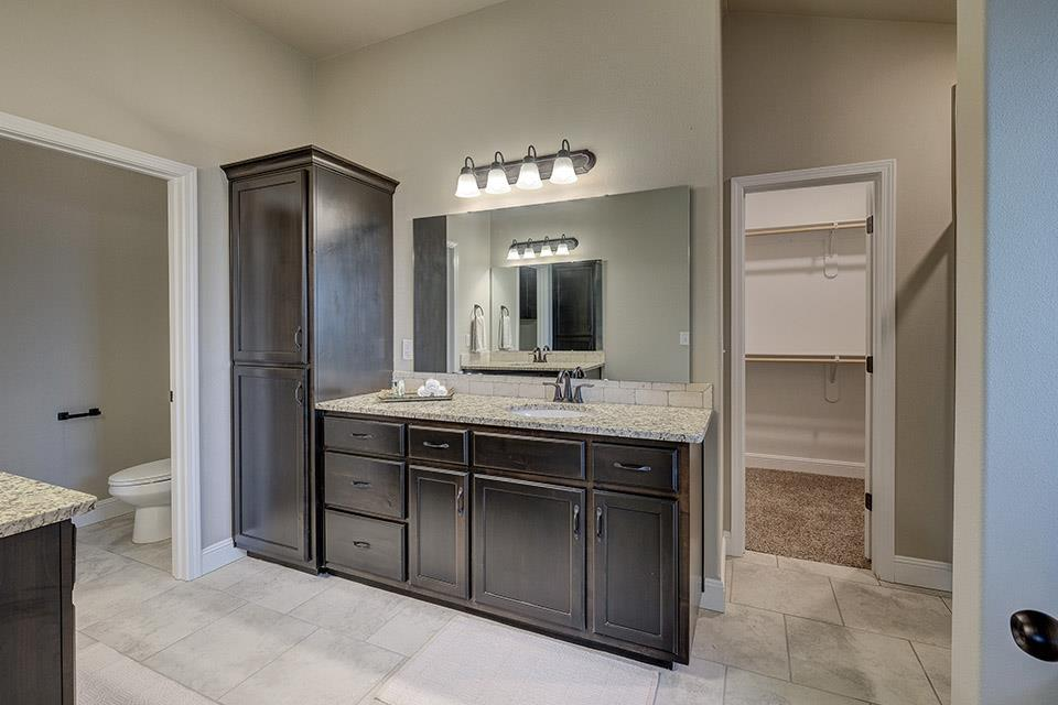 Bathroom featured in the 3000 Series By Schuber Mitchell Homes in Fayetteville, AR