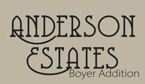 Anderson Estates Boyer Addition by Schuber Mitchell Homes in Joplin Missouri