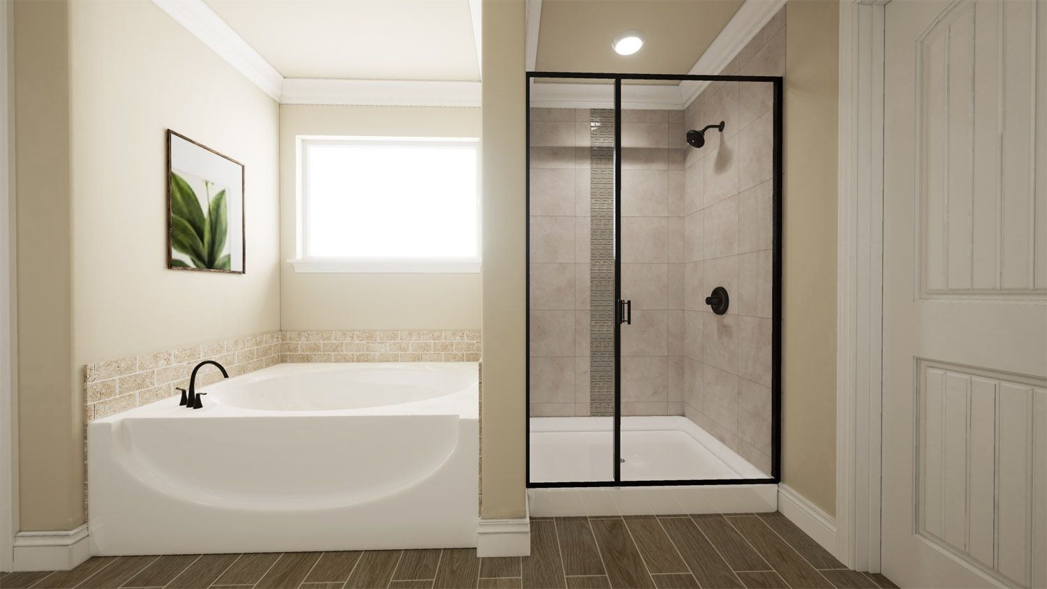 Bathroom featured in the 2600T Series By Schuber Mitchell Homes in Fayetteville, AR