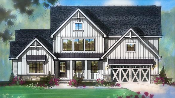 Fieldcrest Exterior F *Please ask about other available styles.