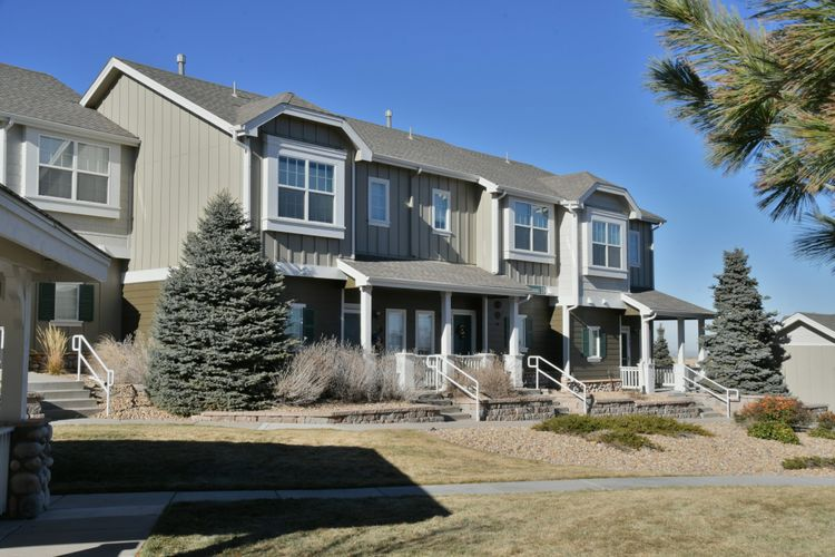 Exterior featured in the Labrador By Antero Homes  in Denver, CO
