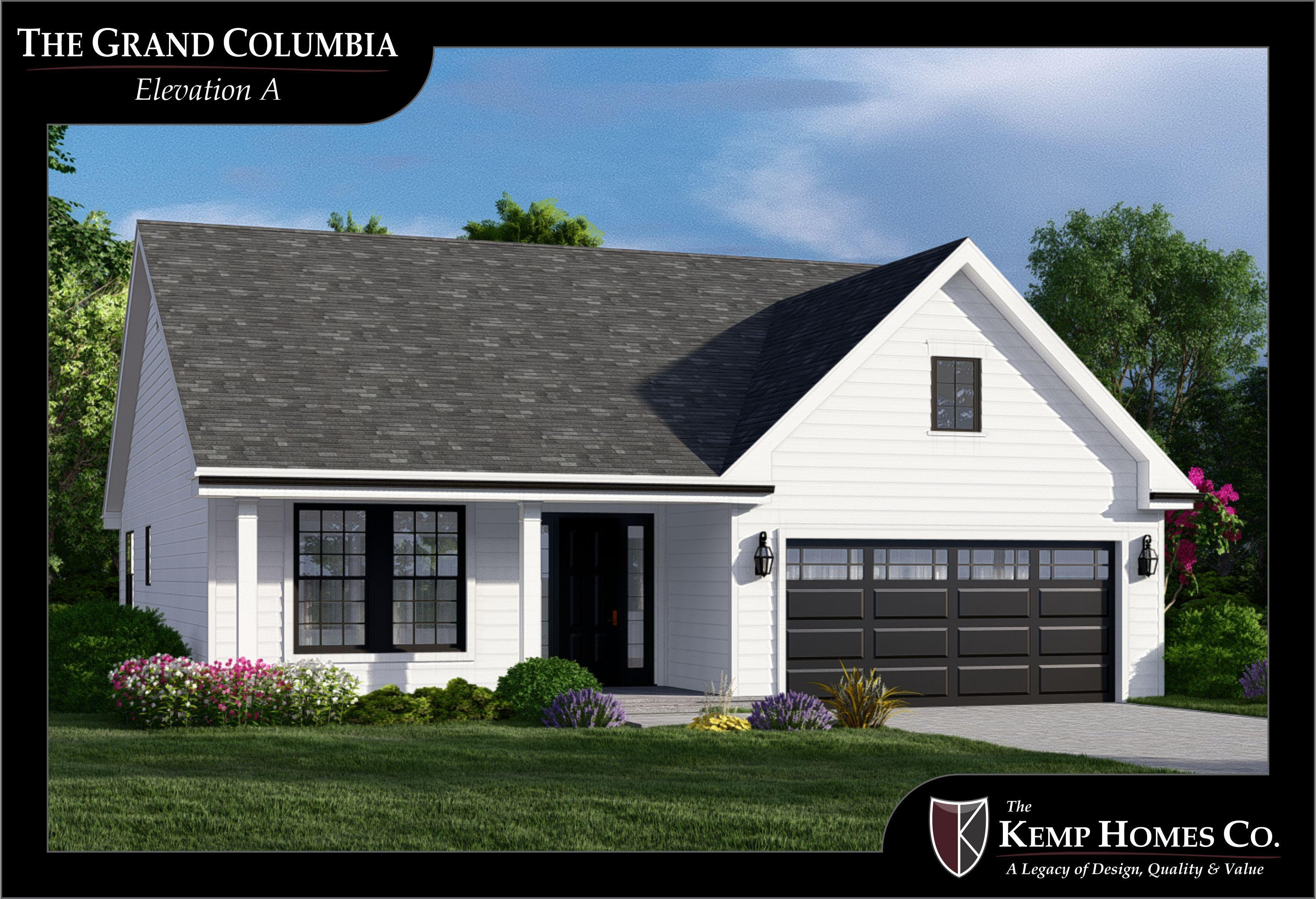 Exterior featured in The Grand Columbia By The Kemp Homes Company  in St. Louis, MO