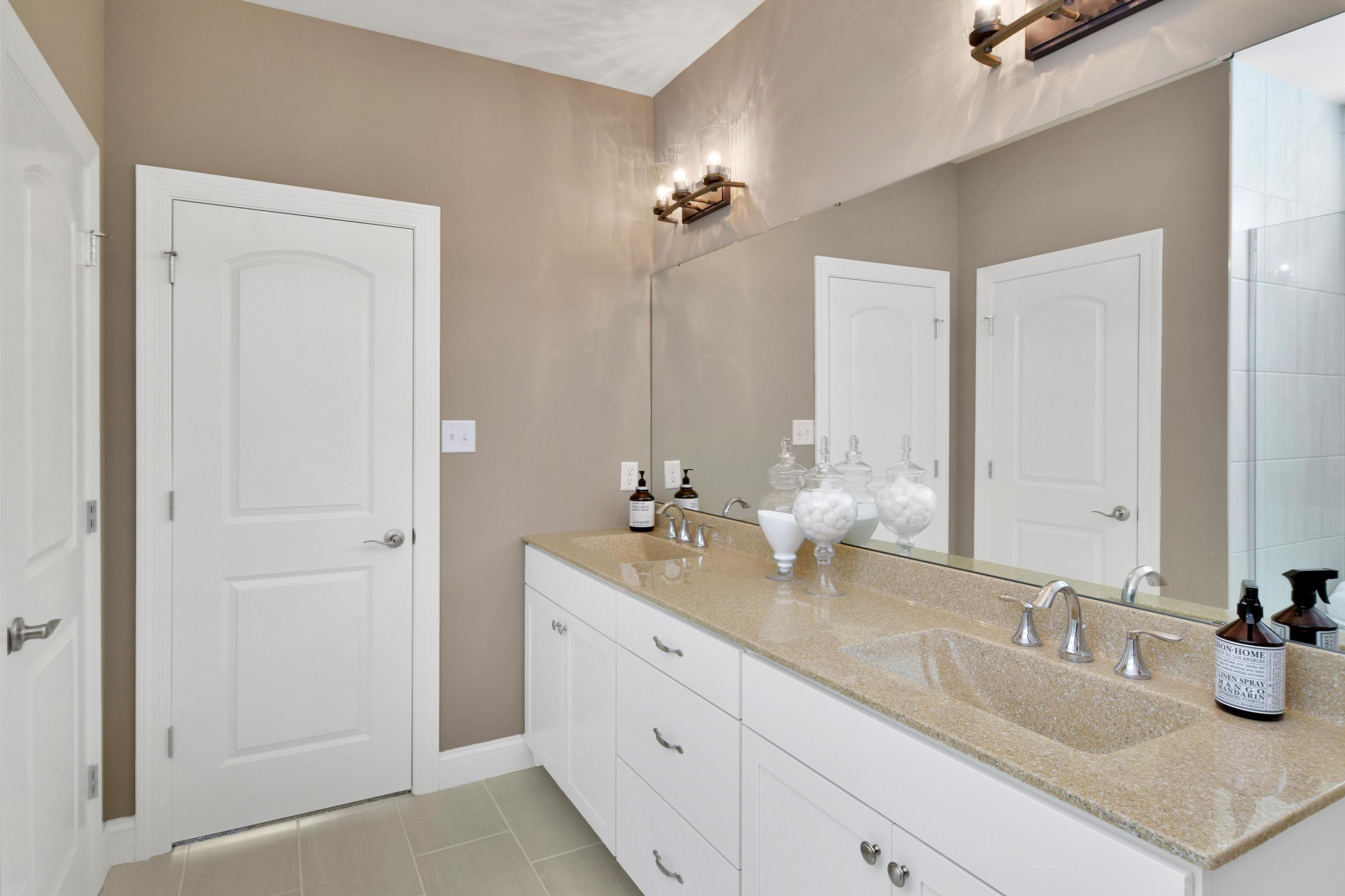 Bathroom featured in The Columbia By The Kemp Homes Company  in St. Louis, MO