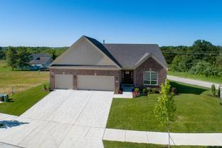 The Columbia - West Ridge Farm: Lake Saint Louis, Missouri - The Kemp Homes Company