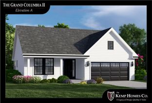 The Grand Columbia II - West Ridge Farm: Lake Saint Louis, Missouri - The Kemp Homes Company