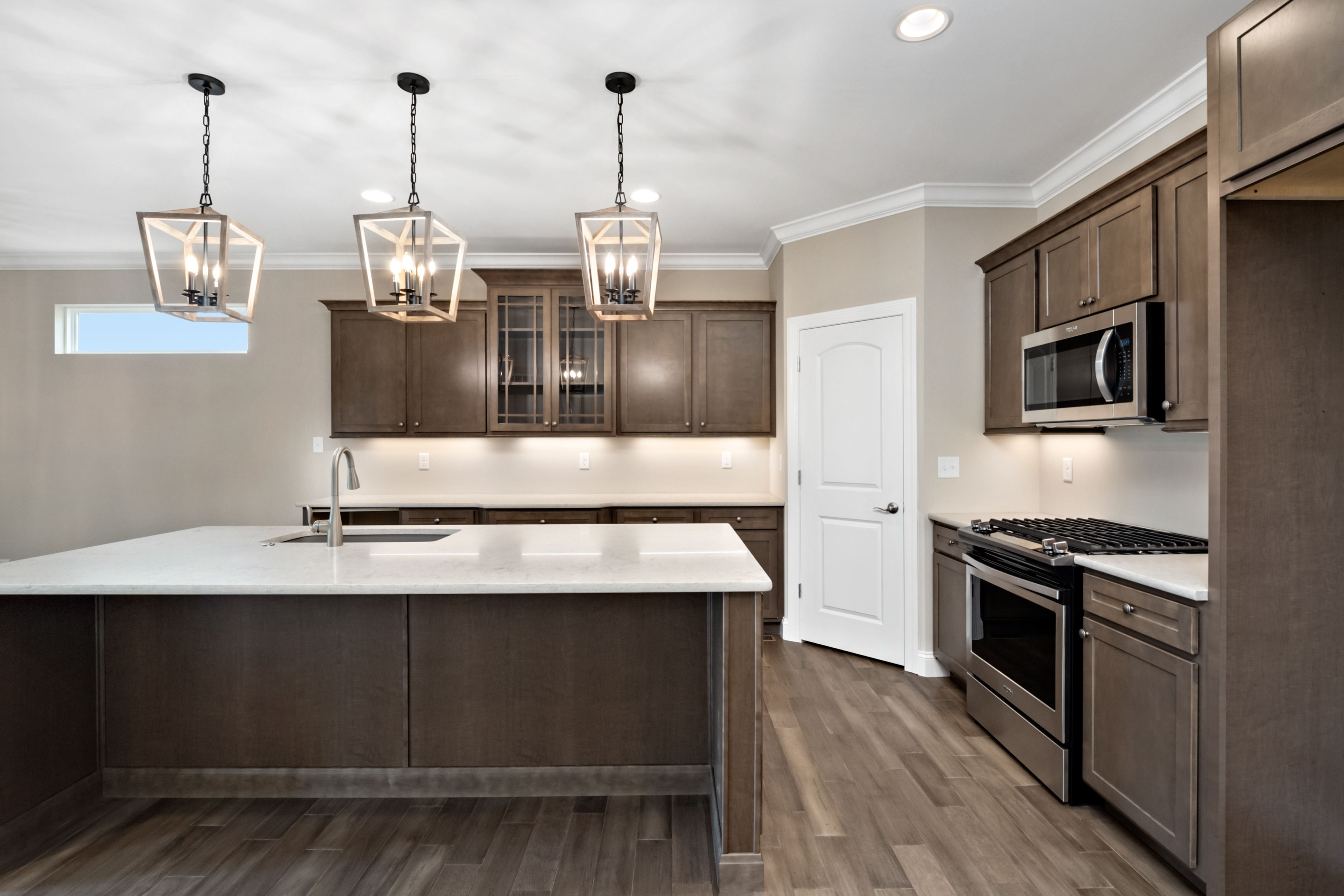 Kitchen featured in The Grand Columbia II By The Kemp Homes Company  in St. Louis, MO