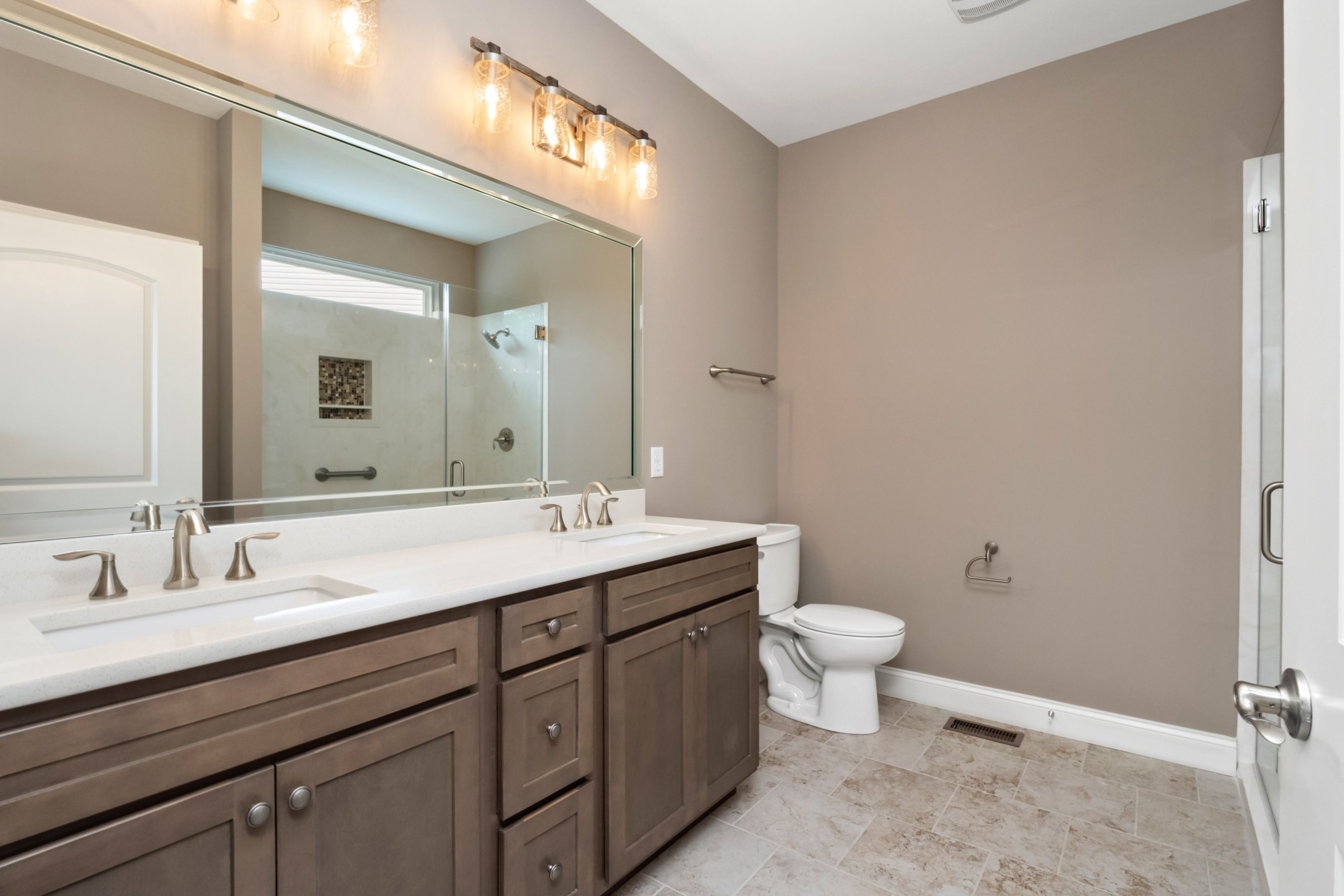 Bathroom featured in The Grand Columbia II By The Kemp Homes Company  in St. Louis, MO