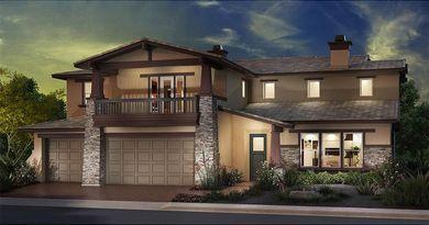 Plan 6 With Casita Seascape Development Carlsbad California