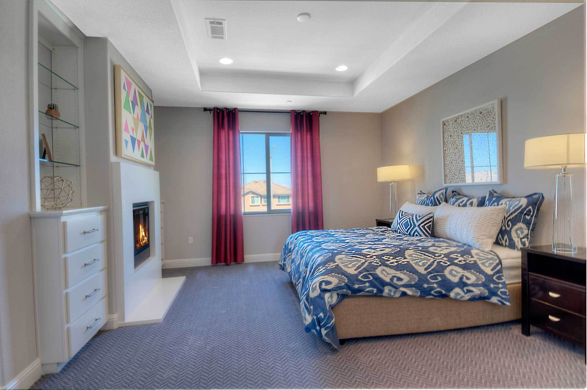 Bedroom featured in the Bella By Seeno Homes in Oakland-Alameda, CA