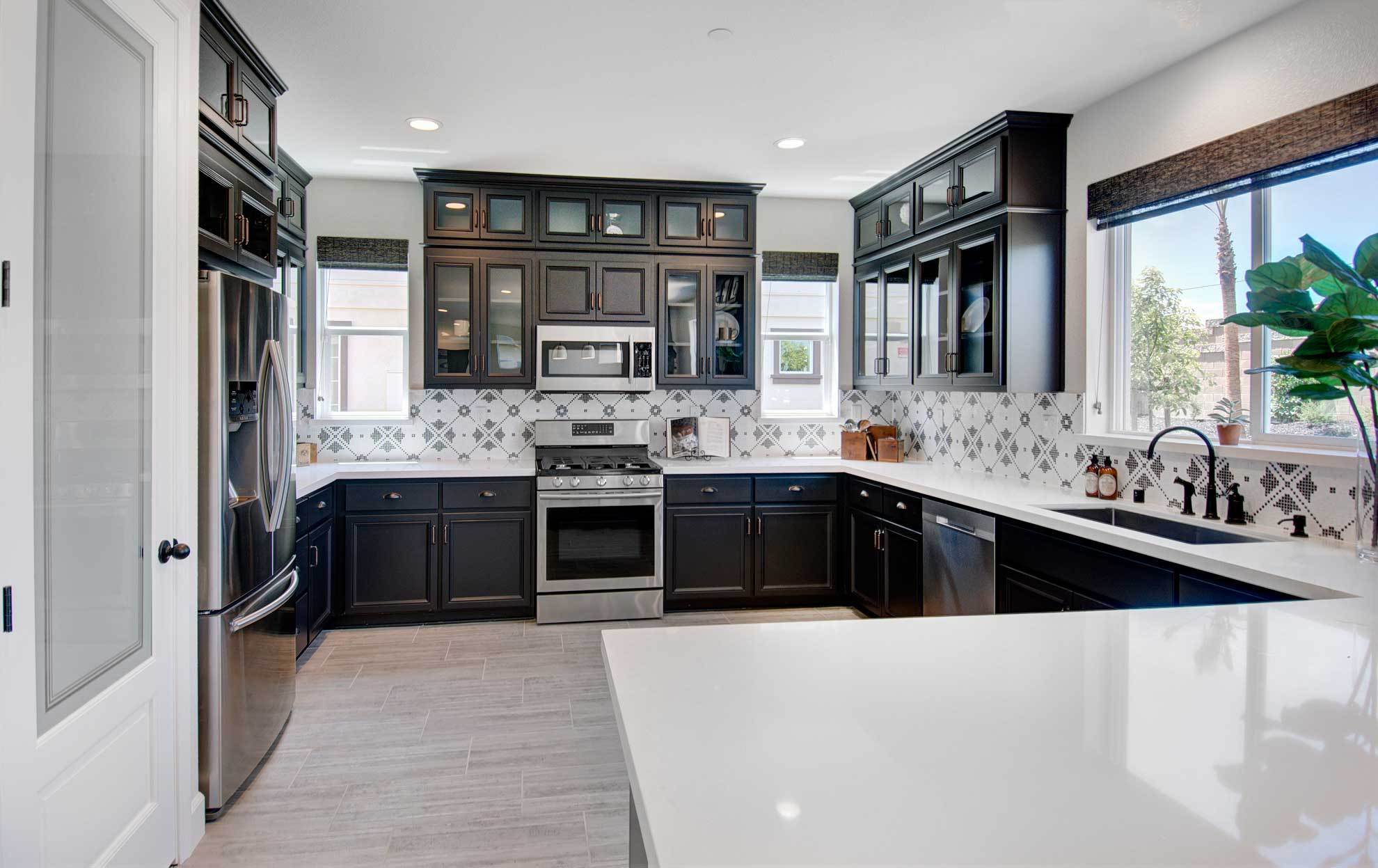 Kitchen featured in the Bordeaux By Seeno Homes in Oakland-Alameda, CA